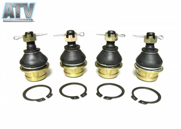 ATV Parts Connection - Ball Joint Kits replacement for Suzuki 51210-31G10, 08331-3130A, 51210-31G00,