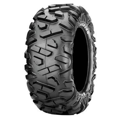 Maxxis - Maxxis Big Horn Tire AT27X12R12 6 Ply,  Tubeless, Raised White Lettering