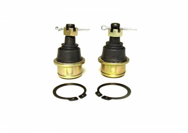 ATV Parts Connection - Pair of Upper/Lower Ball Joints for Yamaha Bruin 350 2x4 4x4 2004-2006 ATV