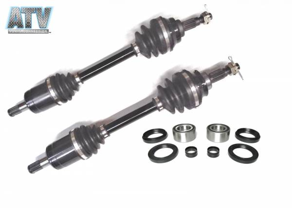 ATV Parts Connection - CV Axle Pairs (2) replacement for Honda 44350-HN8-003, 44250-HN8-003