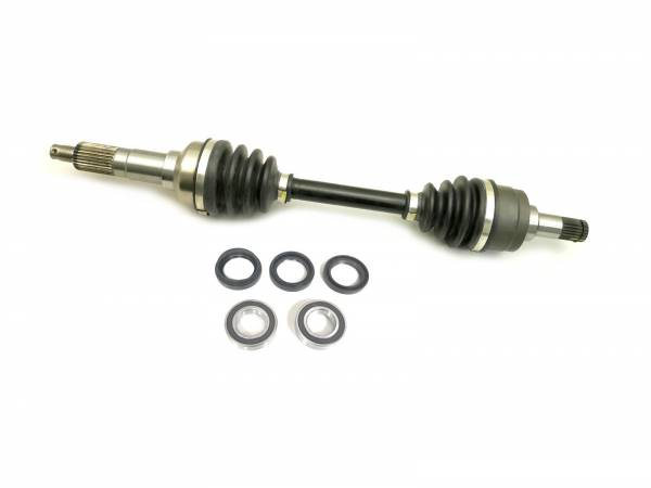 ATV Parts Connection - Complete CV Axles replacement for Yamaha 3HN-2510F-01-00, 3HN-2510H-00-00