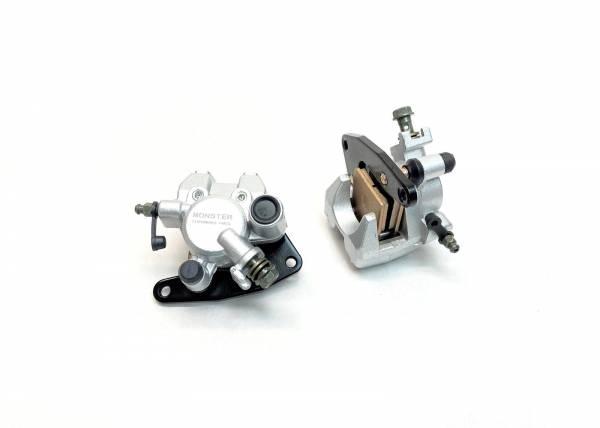 Monster Performance Parts - Monster Performance Parts Replacement Front Brake Caliper Set for Suzuki ATVs