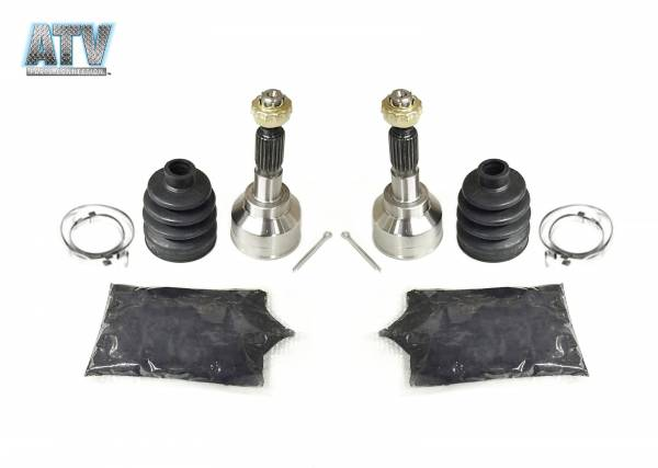 ATV Parts Connection - CV Joints replacement for Yamaha 2HR-2510F-00-00, 2HR-2510F-01-00