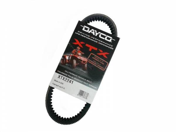 Dayco - Drive Belts for Yamaha 3B4-17641-00-00, 5B4-17641-00-00