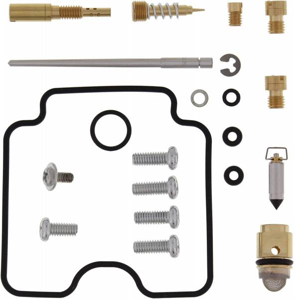 All Balls Racing - ATV Carburetor Rebuild Kits replacement for Arctic Cat, Kawasaki, Suzuki 26-1071