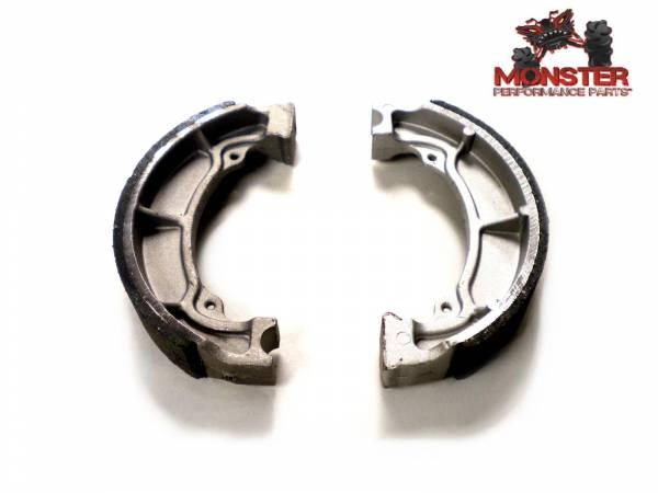 Monster Performance Parts - Monster Brakes Brake Shoes for Kawasaki 41048-1017, 41048-1068