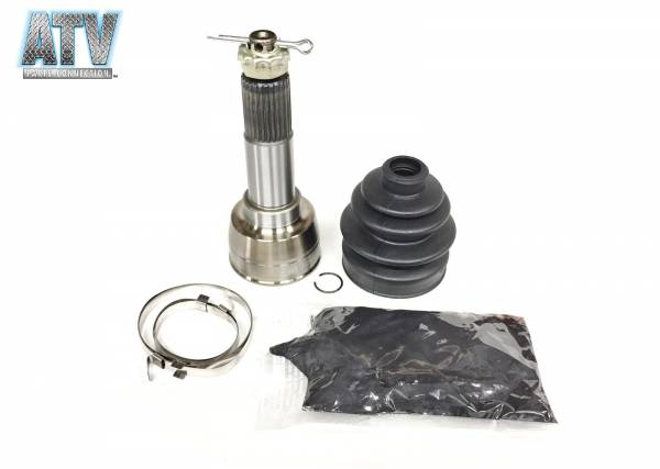 ATV Parts Connection - CV Joints replacement for Yamaha 5KM-2530T-00-00, 5KM-2530U-00-00