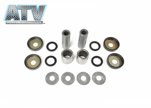 ATV Parts Connection - ATV / UTV A-Arm Bushings for Suzuki 09263-17020/ 09263-17037, 52455-43B00,