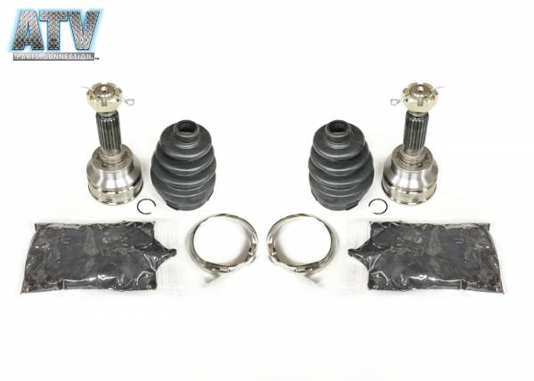 ATV Parts Connection - CV Joints replacement for Suzuki 64933-31G10, 64933-31G11
