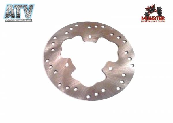 ATV Parts Connection - Monster Brakes Rear Rotor for Polaris 5245716