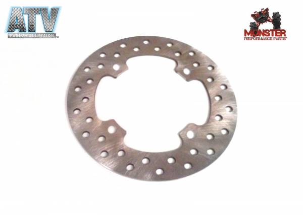 ATV Parts Connection - Monster Brakes Rear Rotor for Polaris 5248213