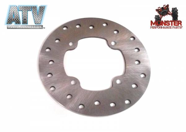 ATV Parts Connection - Monster Brakes Rear Rotor for Can-Am 705600271, 705600604
