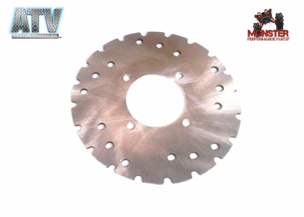 ATV Parts Connection - Monster Brakes Front Rotor for Polaris 5247961