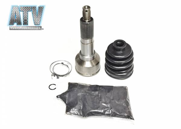 ATV Parts Connection - CV Joints replacement for Yamaha 4WV-2510J-00-00, 5GT-2510J-00-00