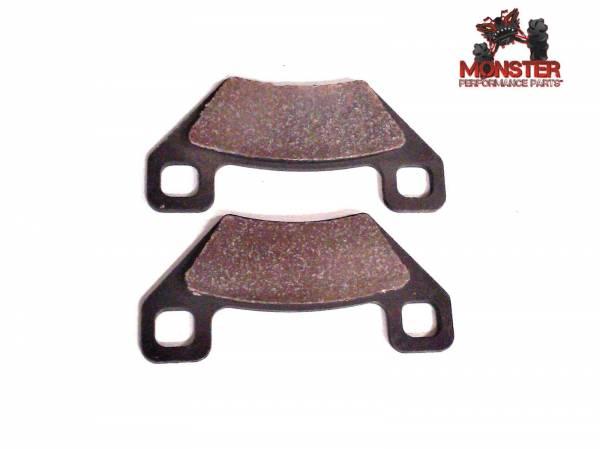 Monster Performance Parts - Monster Brakes Rear Brake Pads for Arctic Cat 1436-420, 1502-694, 1436-165, 1402-929,