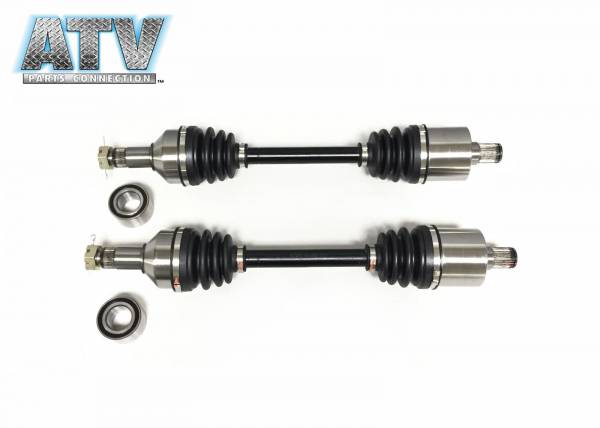ATV Parts Connection - CV Axle Pairs (2) replacement for Arctic Cat / Textron Off Road 2502-349,