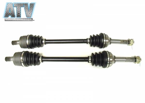 ATV Parts Connection - Complete CV Axles replacement for Kawasaki 59266-0702, 92045-0102