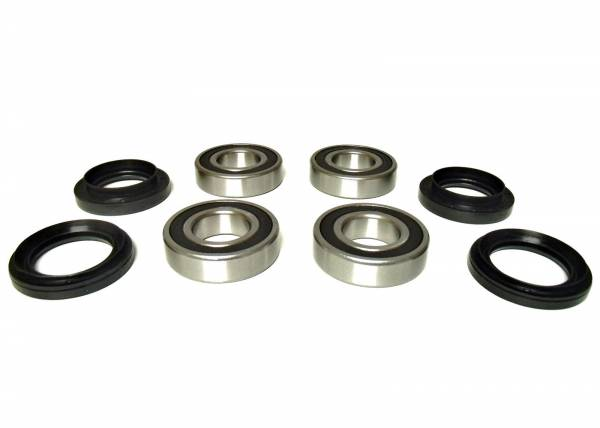 ATV Parts Connection - Rear Wheel Bearings replacements for Yamaha UTV's Fits 93306-206Y2-00, 93106-42800-00,