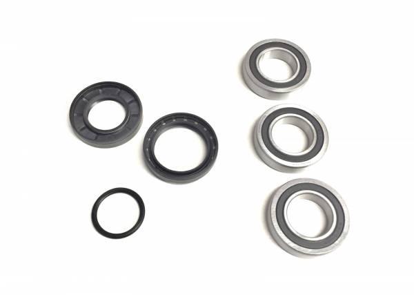 ATV Parts Connection - Rear Wheel Bearings for Honda ATV 91055-HA0-681, 91208-HF7-005, 91252-HM8-003