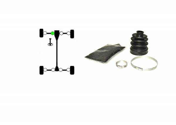ATV Parts Connection - Boot Kits for John Deere Buck