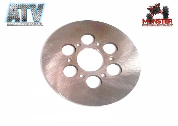 ATV Parts Connection - Monster Brakes Rear Rotor for Yamaha 5UG-F5831-00-00