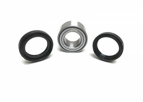 ATV Parts Connection - Front Wheel Bearing & Seal Kit for Kawasaki Brute Force Prairie Twin Peaks