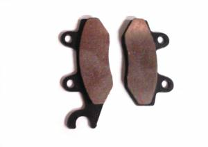 Monster Performance Parts - Monster Brakes Set of Brake Pads replacement for Can-Am 715500335, 715500336 - Image 3
