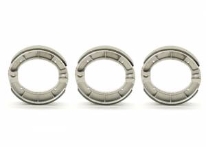 Monster Performance Parts - Monster Brakes Set of Brake Shoes replacement for Yamaha 4BD-W2536-00-00, 4BD-W2536-01-00 - Image 2
