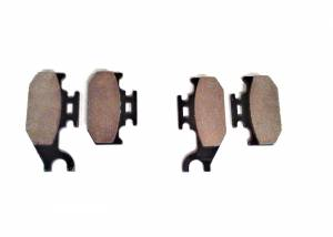 ATV Parts Connection - Monster Brakes Set Rotors & Pads replacement for Can-Am 705600004, 705600014, 705600349 - Image 3
