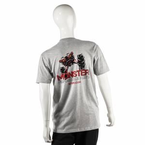 Monster Performance Parts - Monster Performance Parts Large Premium Fitted Short-Sleeve Crew Shirt - Image 2