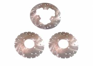 ATV Parts Connection - Monster Brakes Set of Rotors replacement for Polaris 5245716, 5247961 - Image 1