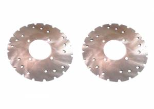 ATV Parts Connection - Monster Brakes Set of Rotors replacement for Polaris 5245716, 5247961 - Image 2