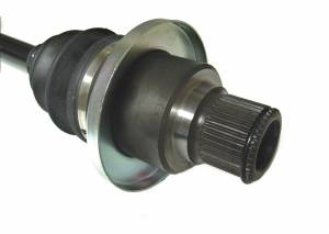 ATV Parts Connection - Complete CV Axles for Yamaha 5KM-2530T-00-00 5KM-2530V-00-00 - Image 2
