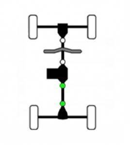 ATV Parts Connection - U-Joints for Suzuki 27200-19810 - Image 2