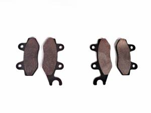 Monster Performance Parts - Monster Brakes Set of Brake Pads replacement for Yamaha 5B4-W0045-00-00, 5B4-W0045-10-00 - Image 2