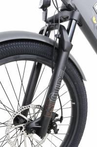 QuietKat - 2020 QuietKat Villager 500 Watt Charcoal Electric Bike - Image 3