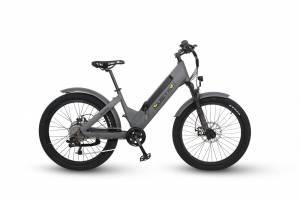 QuietKat - 2020 QuietKat Villager 500 Watt Charcoal Electric Bike - Image 6