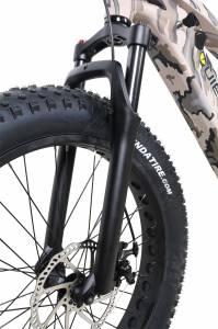 """QuietKat - 2020 Quietkat Warrior 750 Watt 17"""" Frame Electric Bike - Image 3"""