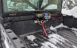 Aprove - Aprove Cruiser Bed Winch Mount for Polaris Ranger XP 900 & Ranger XP 1000 - Image 1