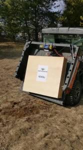 Aprove - Aprove Cruiser Bed Winch Mount for Polaris Ranger XP 900 & Ranger XP 1000 - Image 3