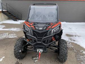 Aprove - Saker Front Trail Bumper by Aprove for 2019-2020 Can-Am Maverick Sport / Trail - Image 3
