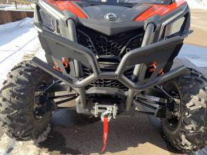 Aprove - Saker Front Trail Bumper by Aprove for 2019-2020 Can-Am Maverick Sport / Trail - Image 4