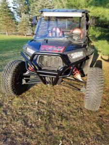 Aprove - Trailblazer Front Bumper by Aprove fits Polaris RZR XP 1000 EPS - Image 3