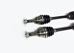 ATV Parts Connection - CV Axle Sets (4) replacement for Polaris 1332340 + 1332341 - Image 3