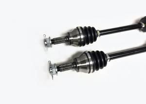 ATV Parts Connection - CV Axle Sets (4) replacement for Polaris 1332340 + 1332341 - Image 5