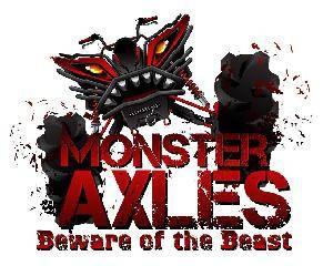 MONSTER AXLES - Monster Axles Heavy Duty Rear CV Axle for Kawasaki Brute Force 650i/750 05-19 - Image 6