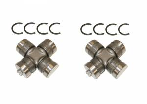 ATV Parts Connection - Pair of Rear Axle Outer Universal Joints for Polaris Replaces OEM # 1590257 - Image 1