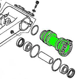 ATV Parts Connection - Bearing Carrier replacement for Honda 42500-HN1-000, 42500-HN1-A40, - Image 4
