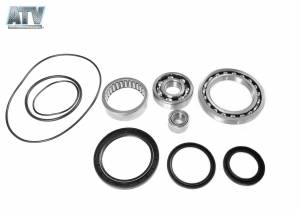 ATV Parts Connection - Wheel Bearings replacement for Yamaha 93210-85706-00, 93211-51749-00 - Image 1