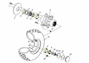 ATV Parts Connection - Complete CV Axles replacement for Polaris 1380063, 1380066, 3610019 - Image 5